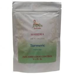 Organic Turmeric Powder (Ayurvedic Purifying Herb)