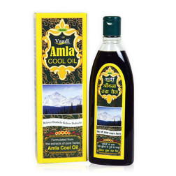 Vaadi Herbals Brahmi Amla Herbal Cool Oil - 100ml