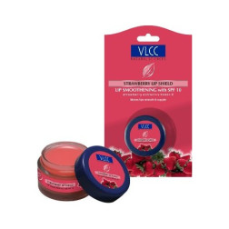 VLCC Natural Lip Shield SPF 10 Strawberry