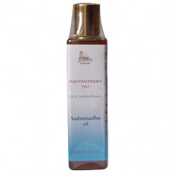 Yashtimadhu Oil CERTIFIED ORGANIC