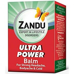 Zandu Balm Ultra Power Balm (Set of 3)